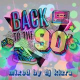Back To The 90's Mix With DJ Kizra