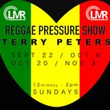 TERRY PETERS / 22/9/2019 / REGGAE PRESSURE SHOW / LMR RADIO UK / www.londonmusicradio.com .. d(-_-)b
