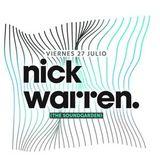 Nick Warren  Live @ La Feria Club, Santiago, Chile 27.07.2018