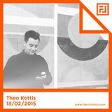 Theo Kottis - FABRICLIVE X Moda Black Mix (Jan 2015)