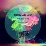 Dj Vito Cáceres - Mixtape Julio (Dj Set In Live)