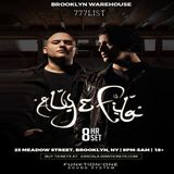 02 Aly & Fila 8hrs Live @ Brooklyn Warehouse, New York USA 02-12-2016
