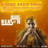 B-SONIC RADIO SHOW #212 by Marc Reason