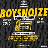 Djedjotronic - Boys Noise Radio Show @ Red Bull Studios Paris (2015.05.02)