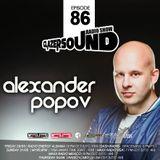 Glazersound Radio Show Episode #86 Special Guest Alexander Popov