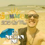 Dj Nathan Nr - Summer 2015 Set Mix