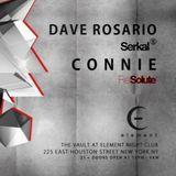 Dave Rosario @ The Vault NYC 7 14 13 South Beach Pirate Radio Oct 15