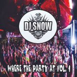 DJ Snow - Where The Party At? Vol. 1