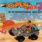 """Open Mix 7 """"Cara A"""". 1988.  Santi Club, José Manuel Tijeras."""