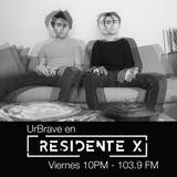 DJ Set UrBrave Residente X