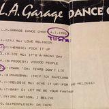 DJ Meke - L.A. Garage 4.1.1995 TOP 10