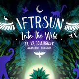 Cisco Ferreira (The Advent DJ Set) at Aftrsun Festival (Aarschot - Belgium) - 12 August 2017