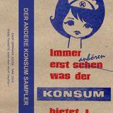 Der Andere Konsum Sampler - (ex)DDR Punk - Rock & Experimental Sampler ca. 1990