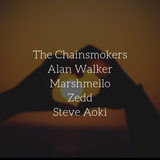 #Who Do You Love  The Chainsmokers etc  / Mar,2019 / Kenji dj mix