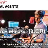 Radio79 'Special Agents' with Gaurav Malaker of B.L.O.T!