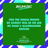Kumusic Radioshow Ep.190 - M.C. Fago & Glazersound Edition