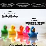 °-* Minimale Freaks °-° Promo-Set-April-2014 *-°