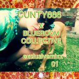 CUNTY666 x Blueroom - Exclusive Mix #1