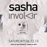 Sasha - Live at Firestone, Orlando, FL (22-06-2013)