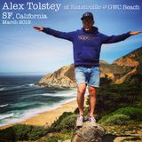 Alex Tolstey Ratatouille @ GWC Beach, San Francisco March 2015