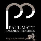 Basement Session 004 live on Soundtrip Radio Greece 13/11/16