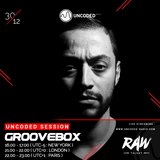 Groovebox @ Uncoded Radio show 30/12 2018