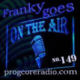 Franky Goes...On The Air émission 149
