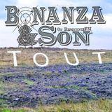 Bonanza & Son On Resonance104.4FM 29th January 2014 Tout live session