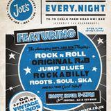 Jam Up Twist at Joe's Bar, Camden Thursday 28.6.12