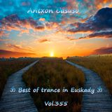 ૐ Best of trance in Euskady ૐ Vol.355