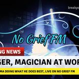 Karisma presents...The groove Magician show on No Grief Fm 29/10/2016