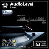 Analog Sessions 04 'Craig Dalzell Live On Vinyl @ AudioLevel' (19/10/2019)