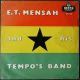 West African Highlife & Calypso by E.T. Mensah & His Tempo's Band