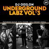 CULTUREWILDSTATION SHOW 18 02 2015 SPECIAL GUEST DJ ODILON PRESENTS UNDERGROUNDLABZ VOL 3