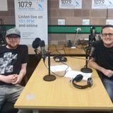 Phil Lucas (Twitch) & David Campbell (Crilli) - Bangor FM Takeover #7