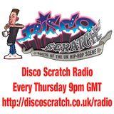 Disco Scratch Radio 21.04.2016