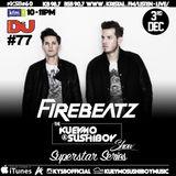 Kueymo & Sushiboy KFM Podcast Ep 60 ft Firebeatz