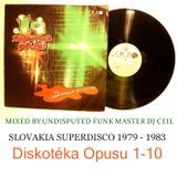 SLOVAKIA SUPERDISCO 1978 - 1983 - Diskoteka OPUSu 1-10
