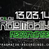Hell Driver - Pragmatik Radio Show @ Fnoob Radio ( March 2014 )