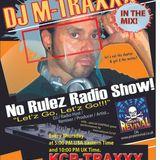 DJ M-TRAXXX No Rulez Radio Show on www.piraterevival.co.uk - Christmas 2008'