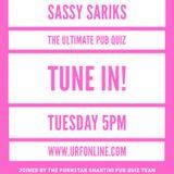 SASSY SARIKS- THE ULTIMATE PUB QUIZ! Pornstar Smartini Special!