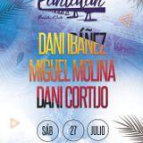 Dani Cortijo & Dani Ibañez - sesion directo Pantalan Beach Club VOL2.