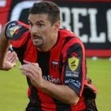 Nahuel Fioretto, jugador de Defensores de Belgrano