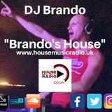 DJ Brando House Music Radio 2019/2/12