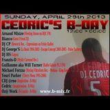 DJ GEORGE'S (Pulse Factory) - Cedric's B-Day 2013 (28/04/13)