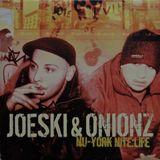 JOESKI & ONIONZ NU-YORK NITE LIFE 9/18/15