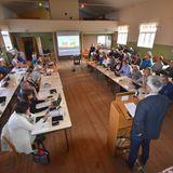 Kommunfullmäktiges sammanträde 8 maj 2017