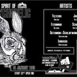 Itzamnia - Spirit of Psychodelic  31/01/15 downtempo DJ-set