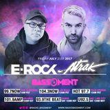 The Bassment w/ E-Rock 7.21.17