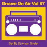 Groove On Air Vol 87